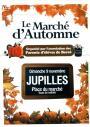 09 Nov. 2014 - Marché d'Automne