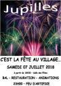 07 juillet 2018 - C'est la fête à Jupilles