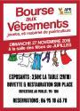 Dimanche 27 novembre - Bourse aux vêtements - APE Bercé