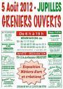 Le 05 août 2012 - Greniers ouverts